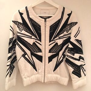Iron summer jacket